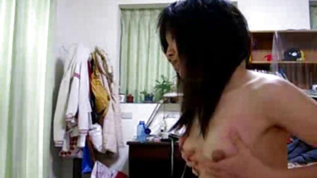 Negro bombón Adriana Davis obtiene ver videos porno gratis en castellano su culo de ébano golpeado